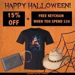 Terri Clark Halloween Sale