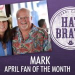 April Fan of the Month
